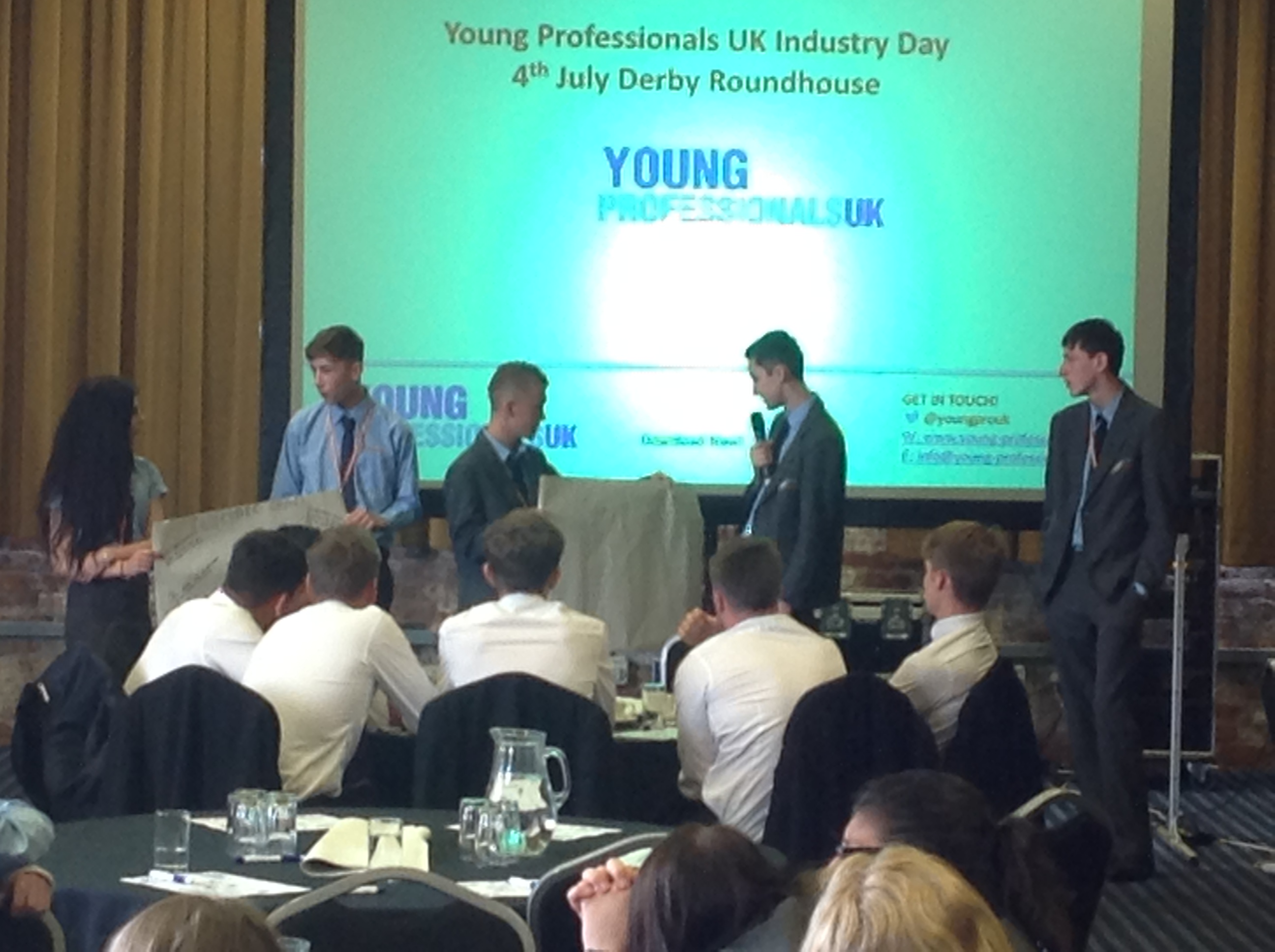 Young Professionals UK Industry Day - July 2017
